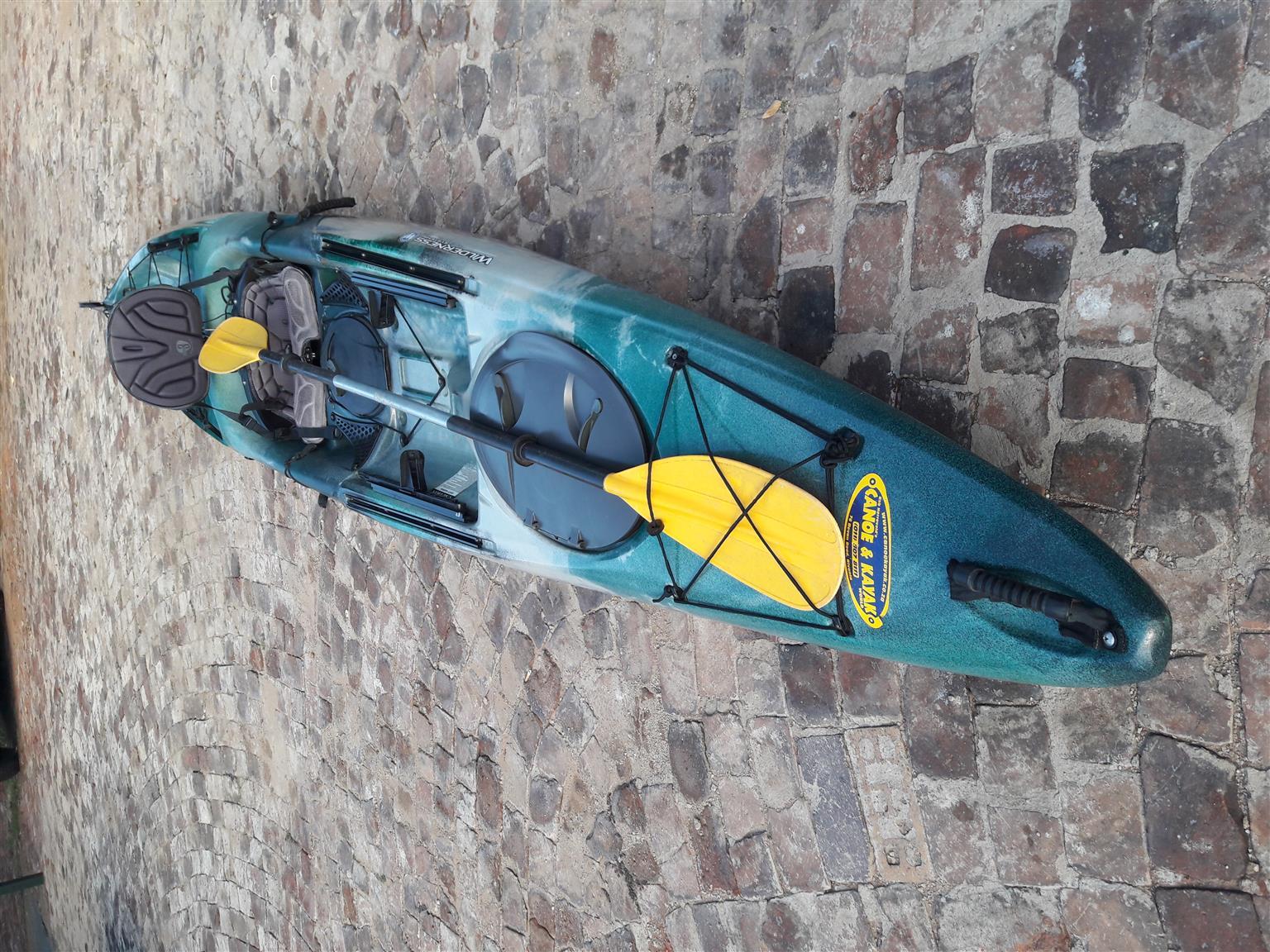 Wilderness Kayak Tarpon 140