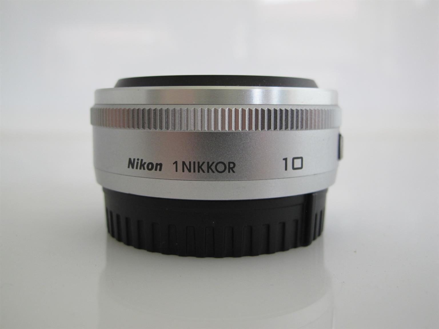 Nikon 1 Nikkor 10mm f2.8 lens for Nikon 1 Series Mirroless Digital cameras