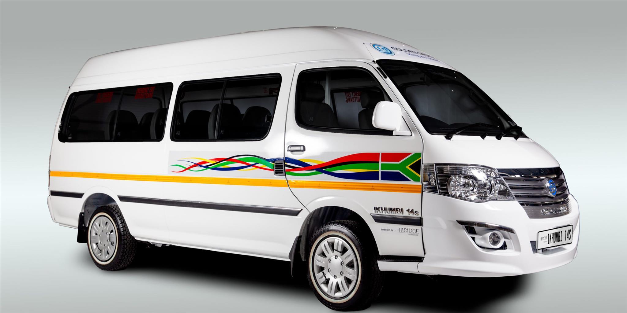 Golden Dragon  Ikhumbi Taxi