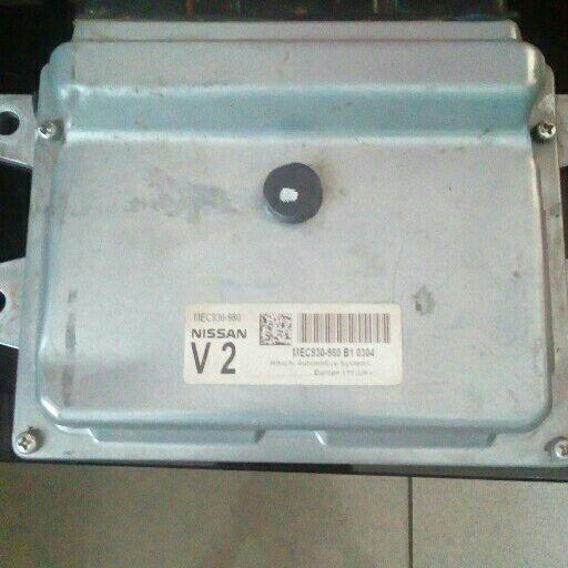 Computer Box Nissan Qashqai