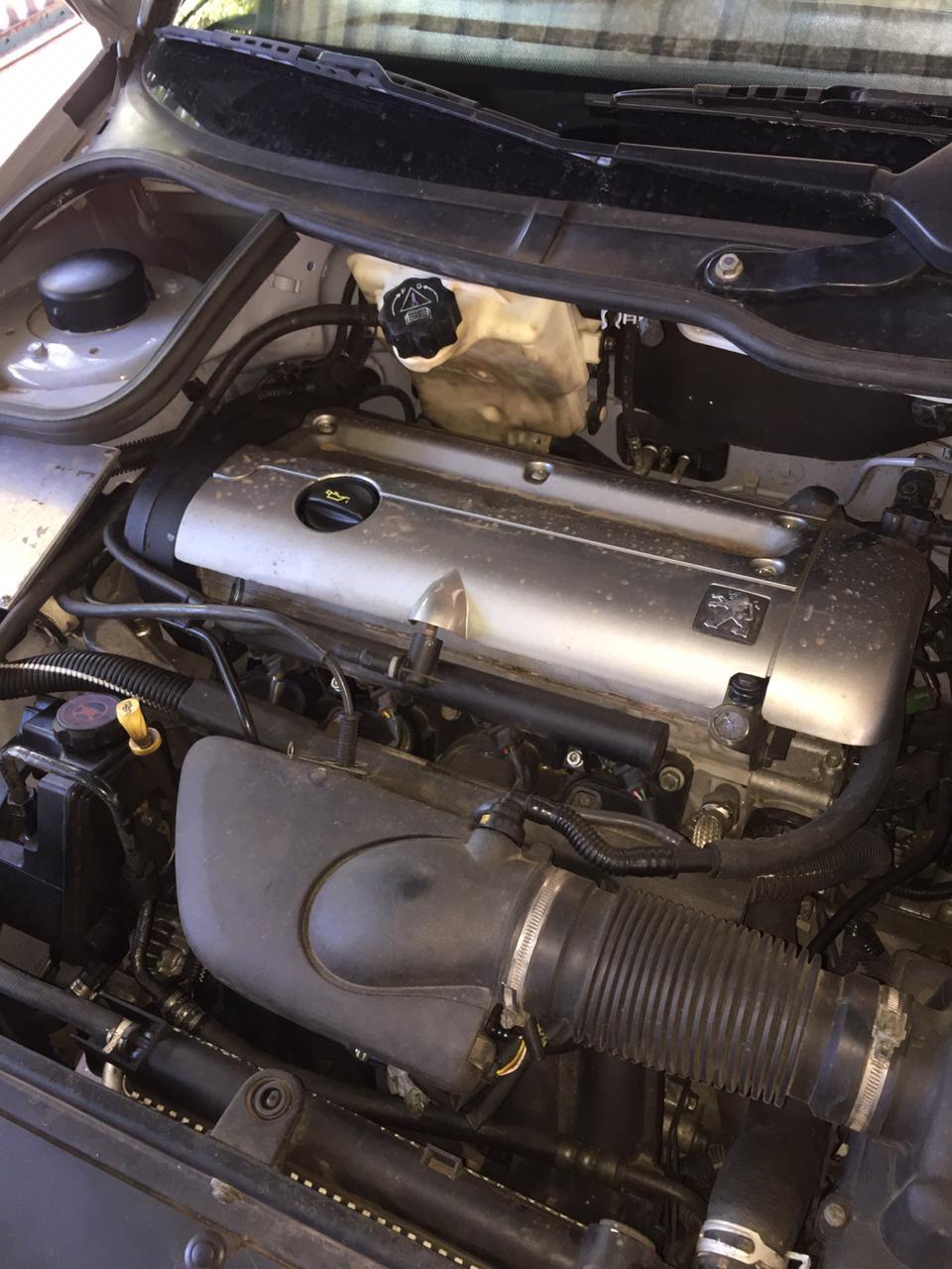 2001 Peugeot 206 CC 2.0
