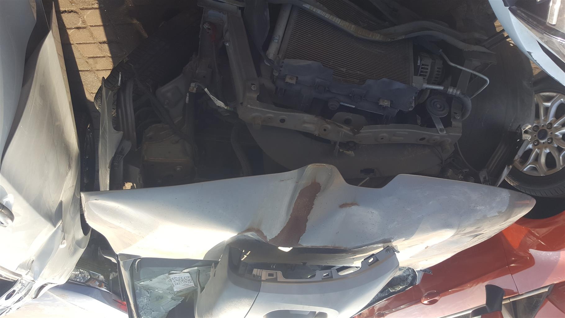 Renault Kwid 1 0 Dynamique 2017 Stripping For Spares