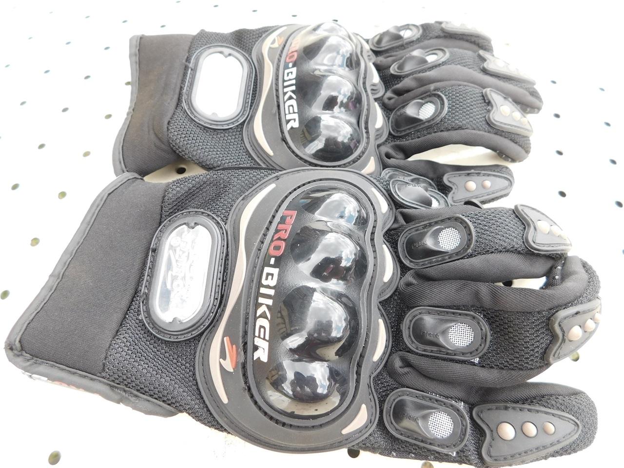 AA102.35 Gloves Pro biker medium