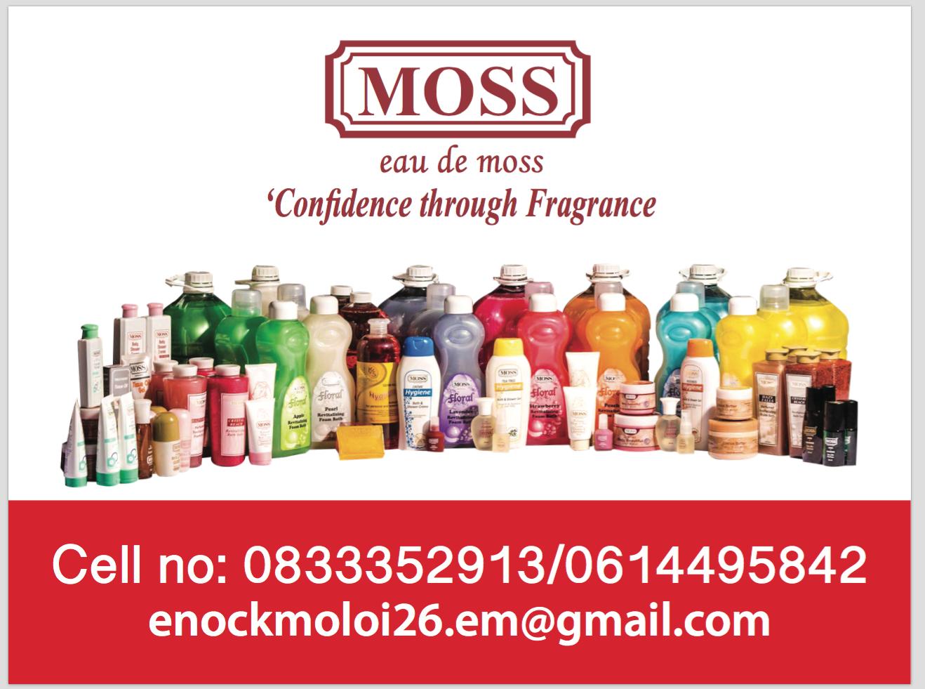 House Of Moss Fragrance Everywhere