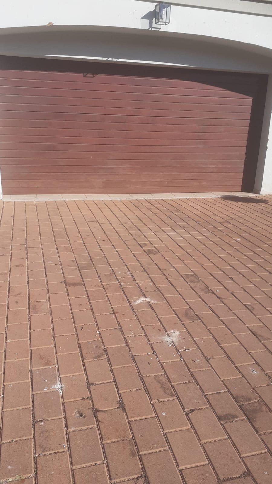 Refurbished Garage Door.