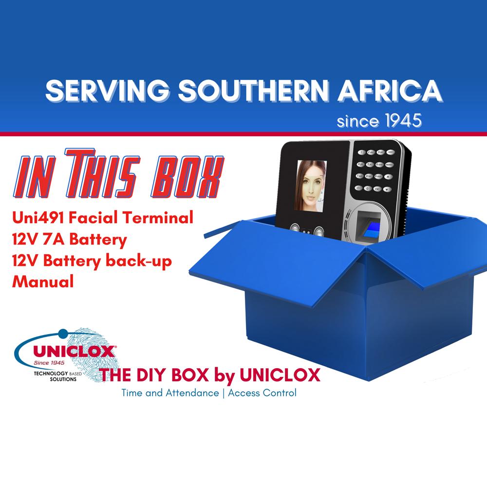 THE DIY BOX BY UNICLOX