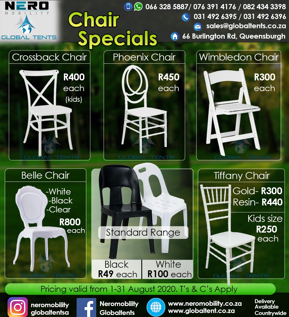 Chair Specials