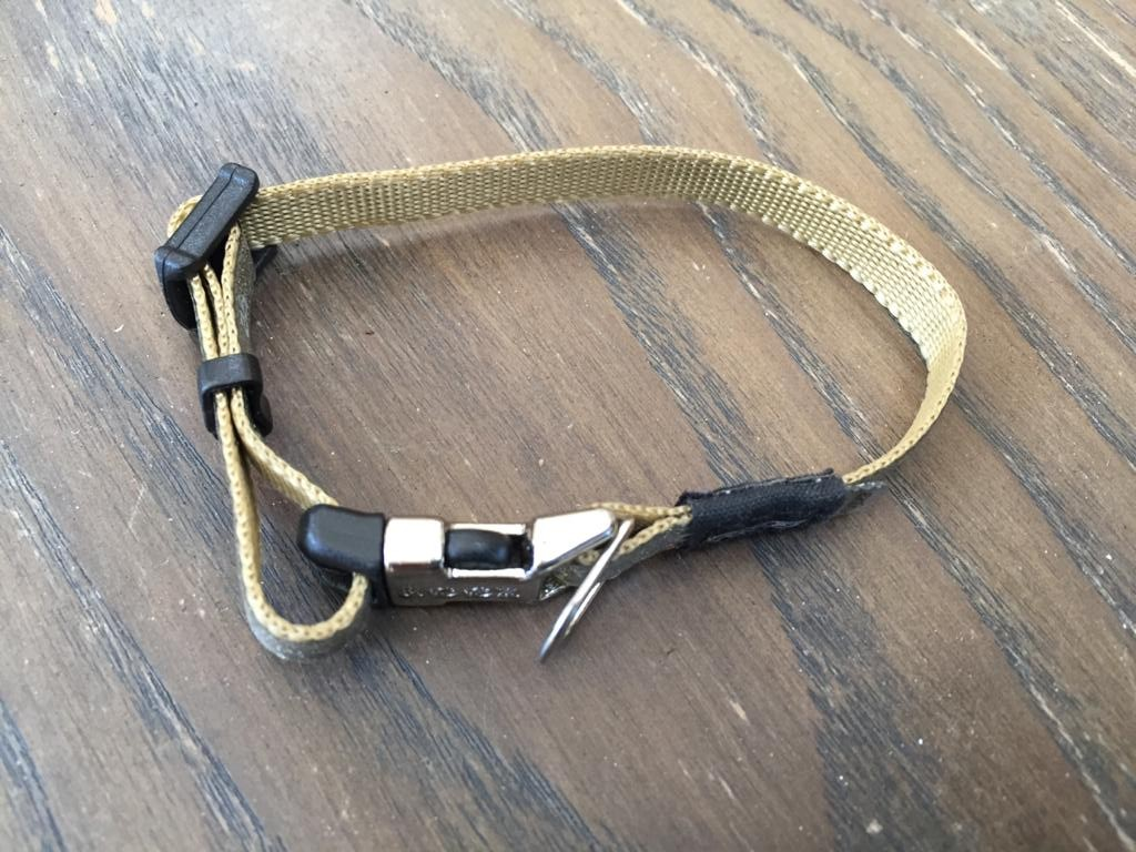 2 Cats Collars - see price below - give your favourite feline an instant makeover