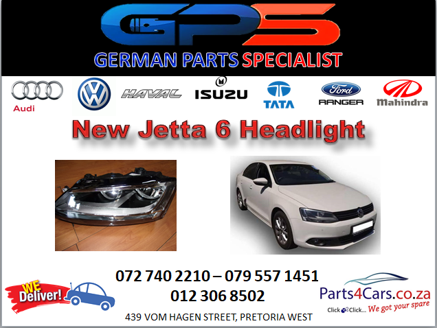 Special on VW Jetta 6 Headlight 2011 for Sale