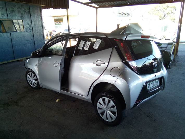 2015 Toyota Aygo 1.0 X play