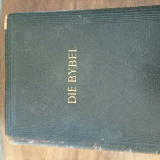old antique bible