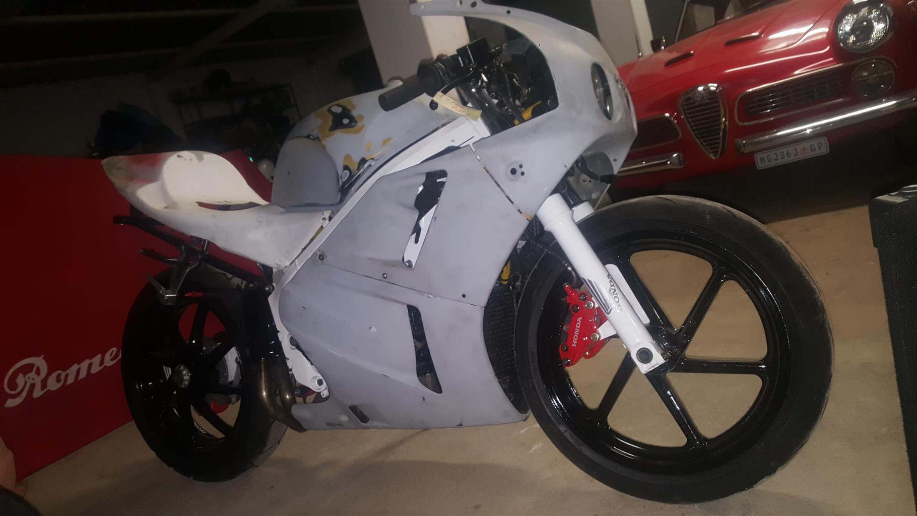 Honda vfr nc30,nc24,nc35 fairing kit
