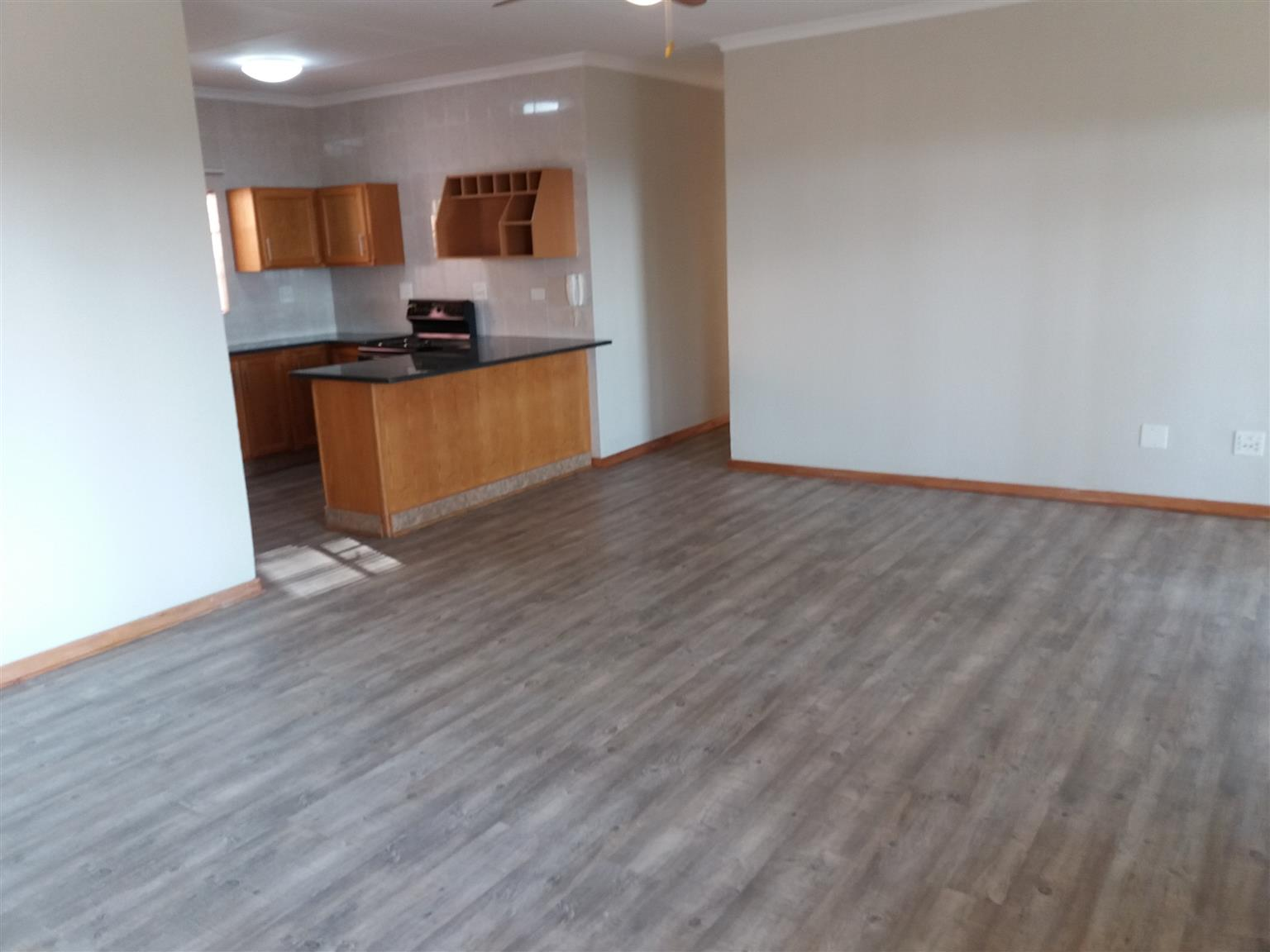 Newly upgraded and Renovated, 3 Bedroom in Security complex