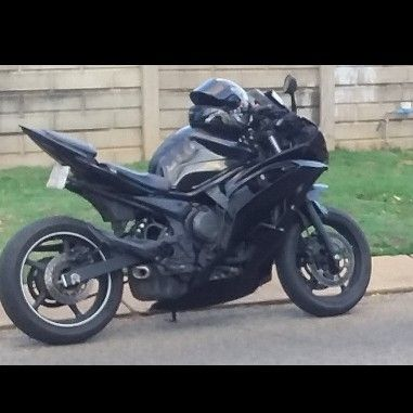 Yamaha FZ6R Fazor swop for 900cc and up