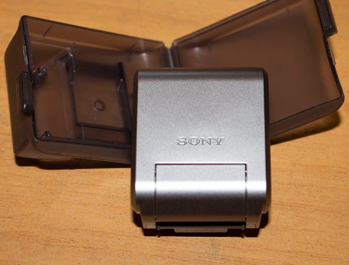 Sony NEX-Series N50 Flash