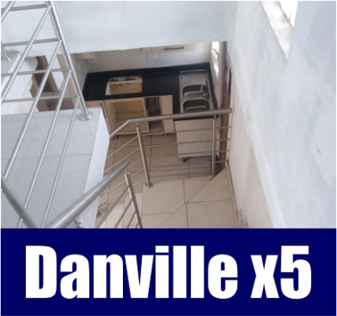 Danville x5 family home