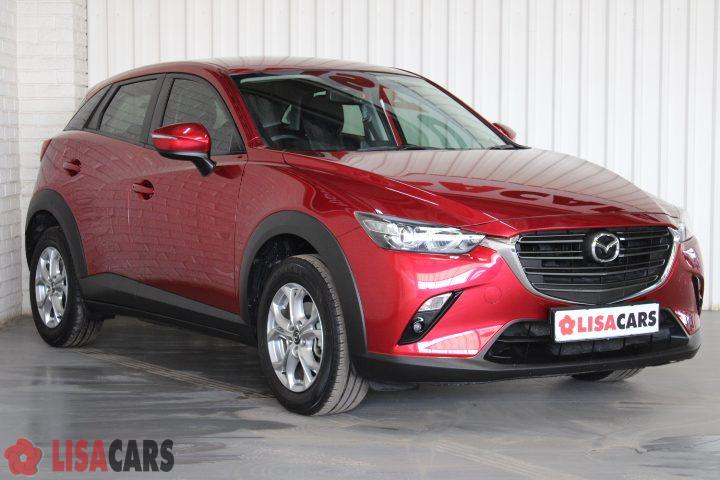 2018 Mazda CX-3 2.0 DYNAMIC A/T