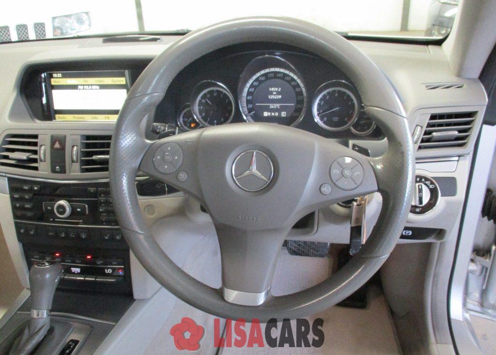 2010 Mercedes Benz E-Class sedan E 350d EXCLUSIVE