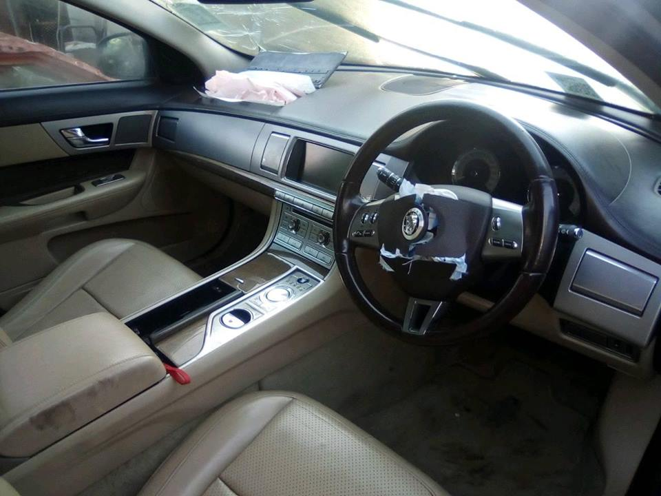 2009 Jaguar XF 4.2 Aspirated Interior Parts For sale   Junk Mail