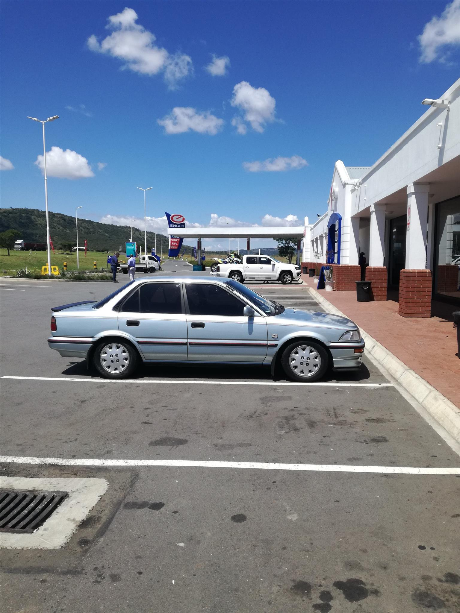 1991 Toyota Corolla 160i Sprinter