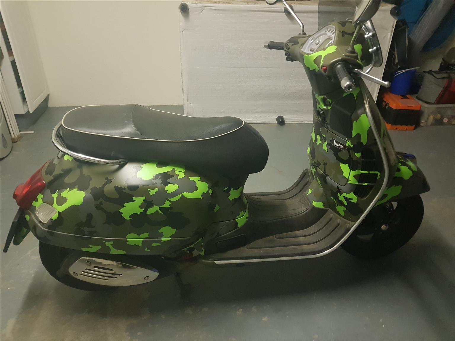2012 Vespa ET150