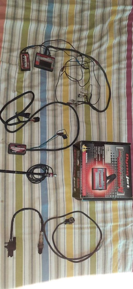 DYNO JET POWER COMMANDER 5, QUICK SHIFTER & AUTO TUNER FOR SALE