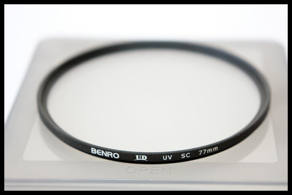 77mm - Benro UD UV Filter