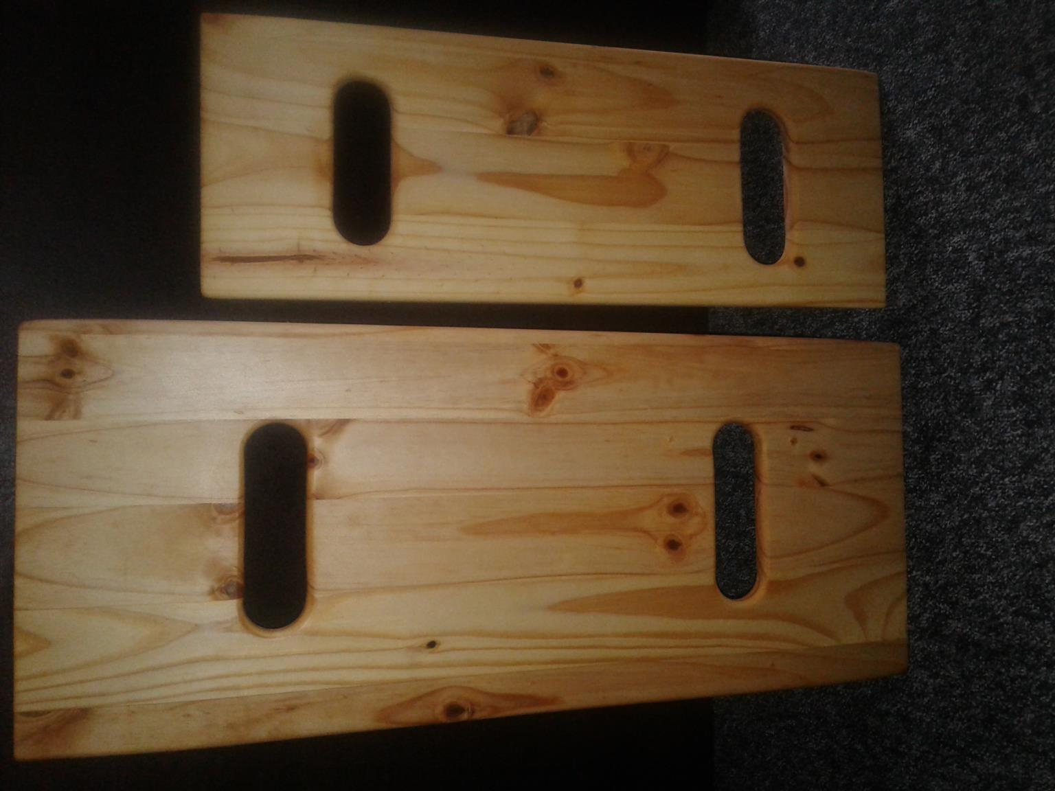 Wooden Transfer boards