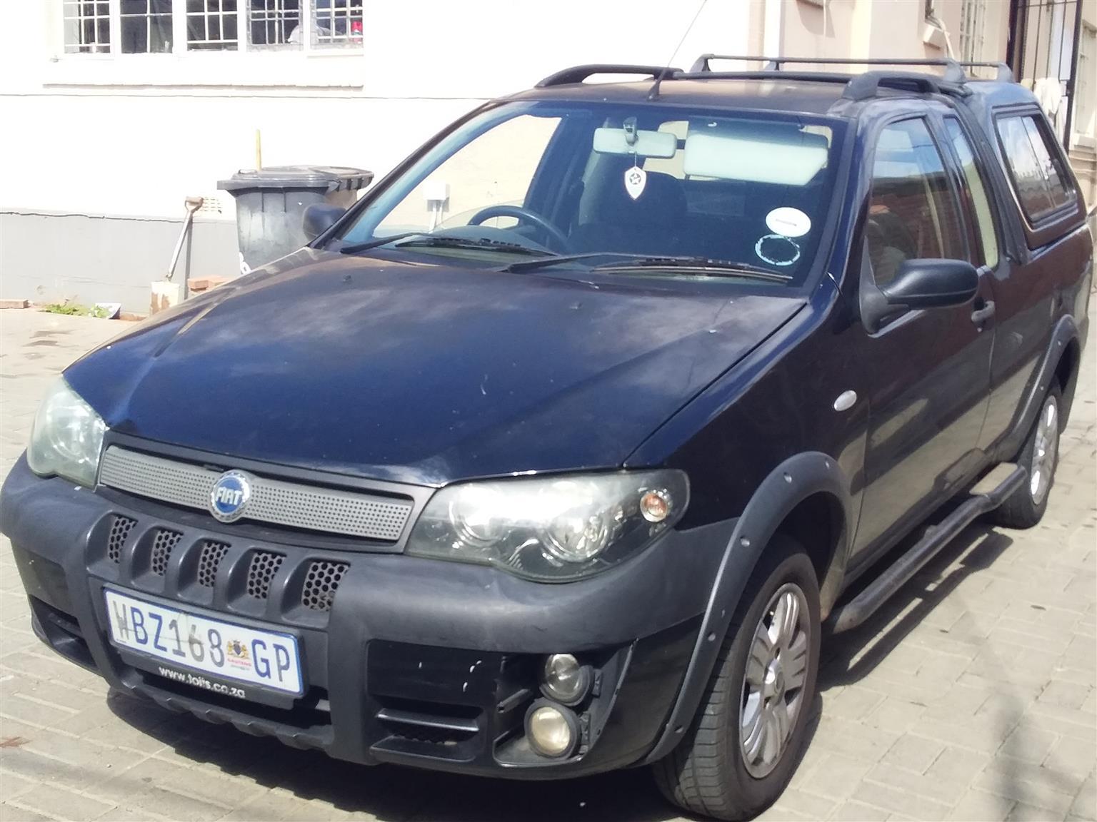 2007 Fiat Strada 1.4 X Space Adventure