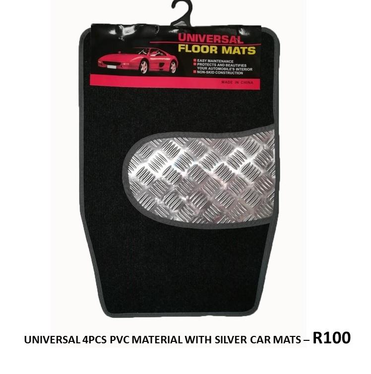 UNIVERSAL CAR MATS