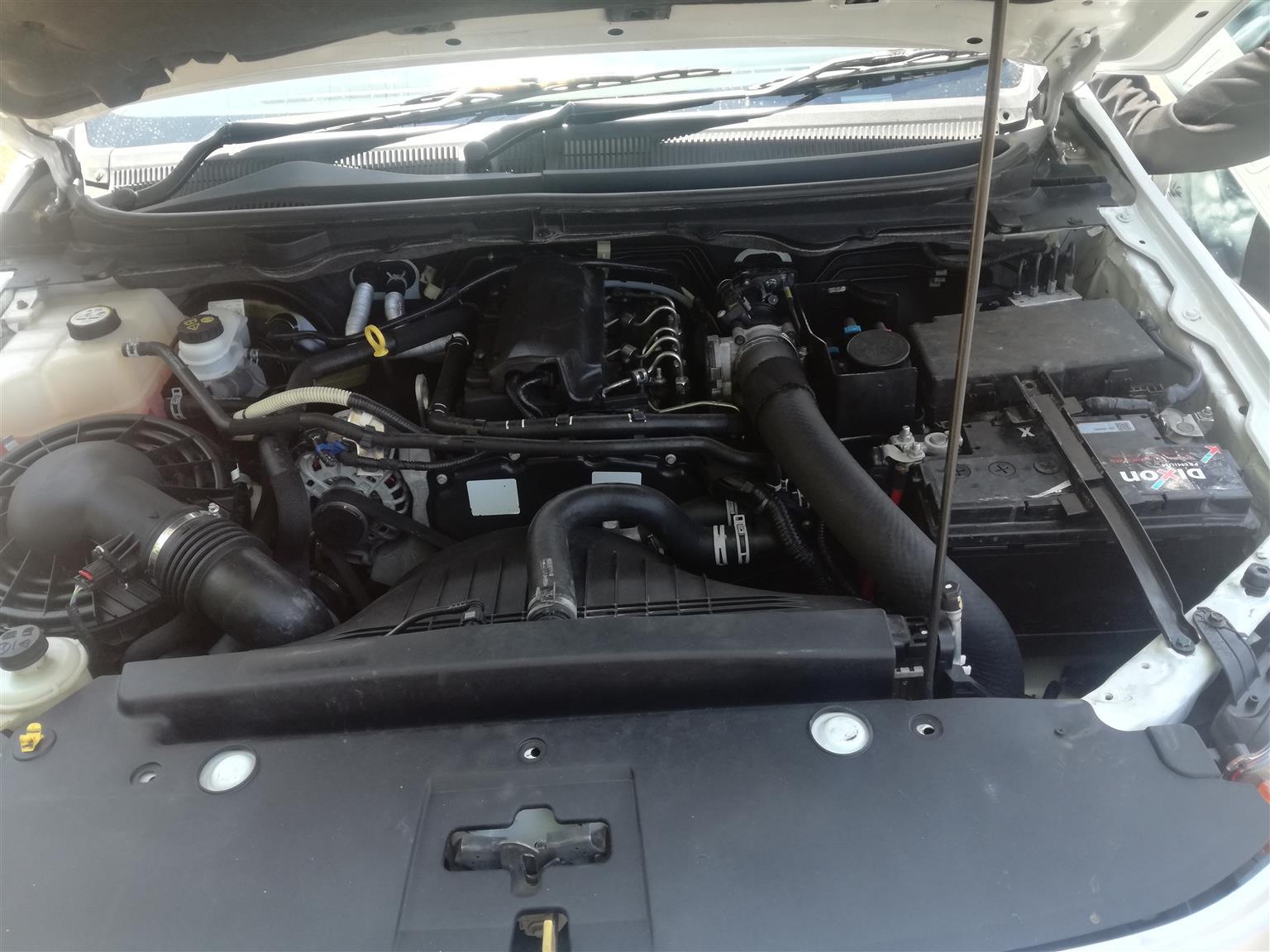 2012 Ford Ranger double cab RANGER 2.2TDCi XL 4X4 P/U D/C