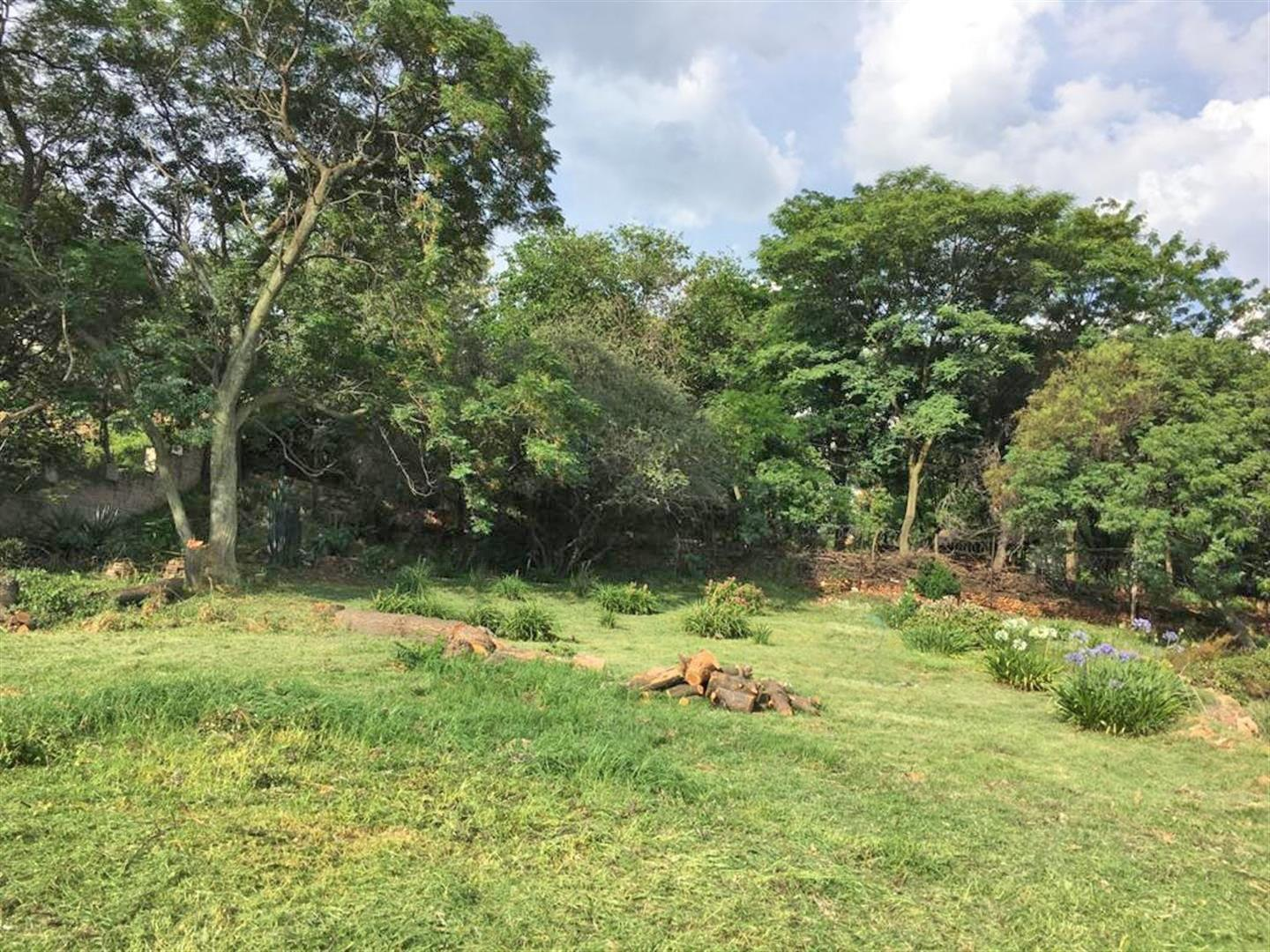 Vacant Land Residential For Sale in Northcliff
