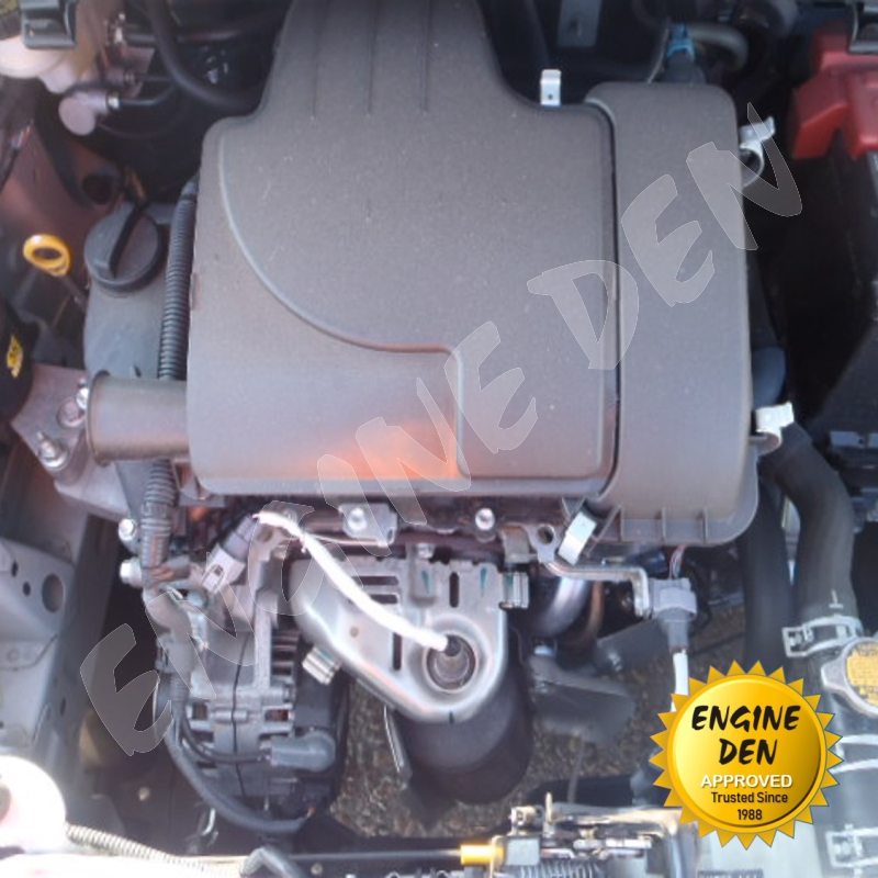 DAIHATSU 1.3T ENGINE K3T