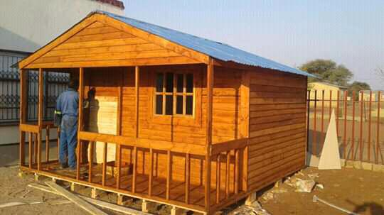 Wendy and Loghomes manufacturered by WICKIMAX HOLDINGS