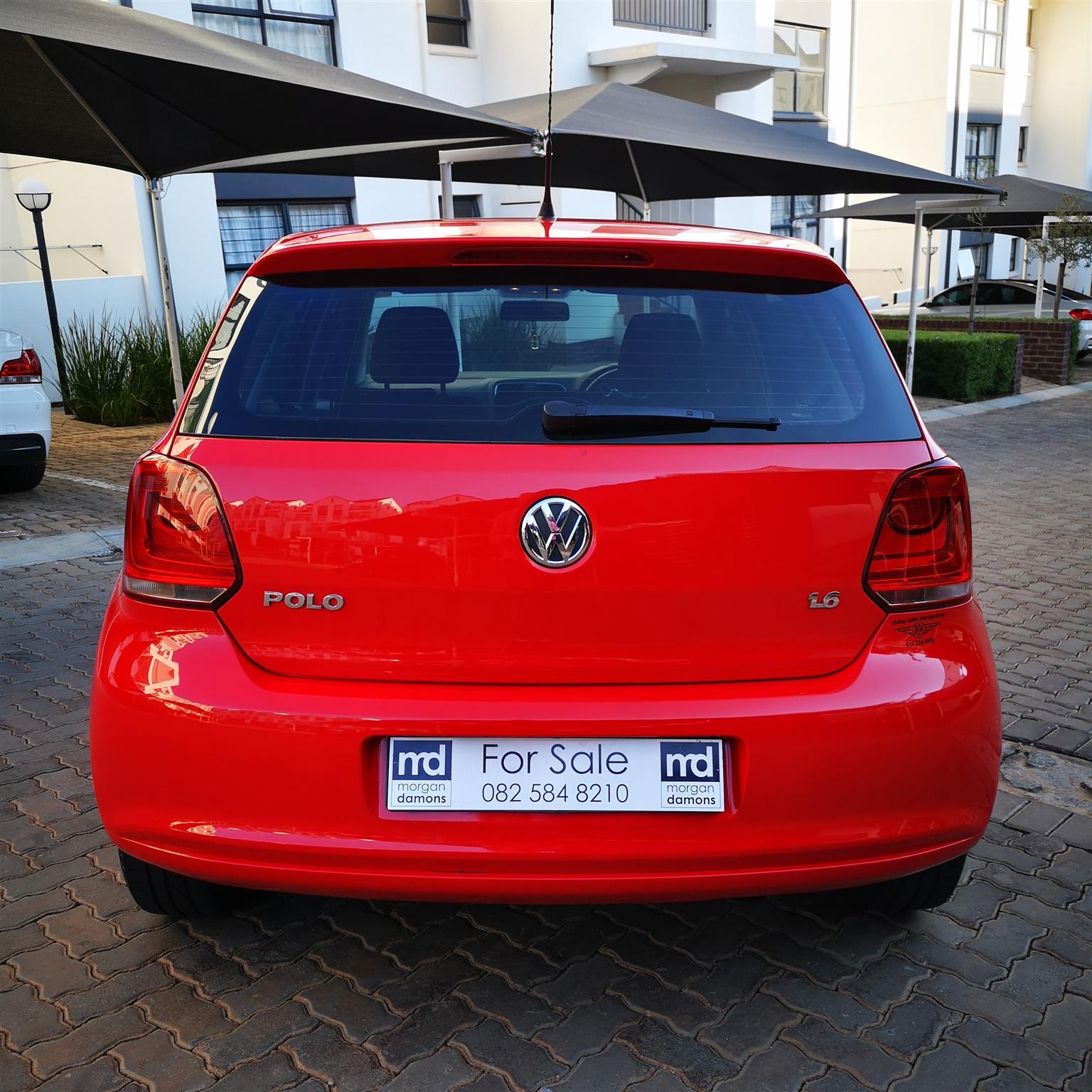 VW Polo Vivo hatch 5-door Maxx