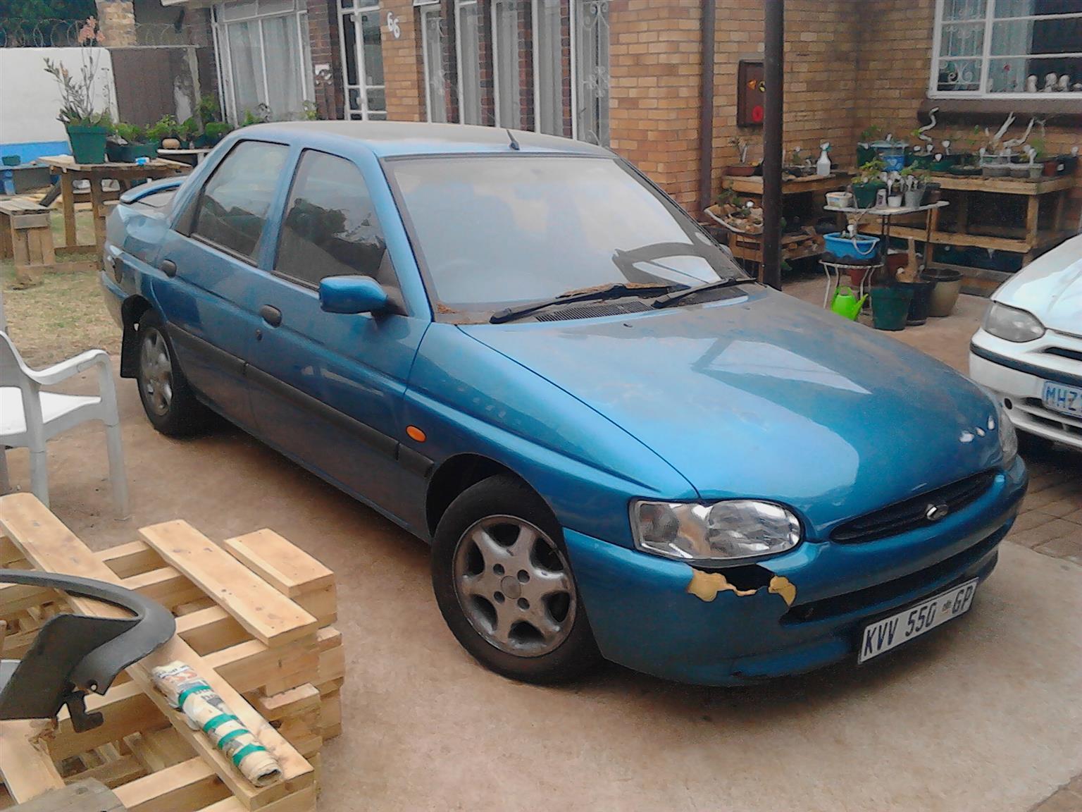 2001 Fiat Siena 1.6 ELX