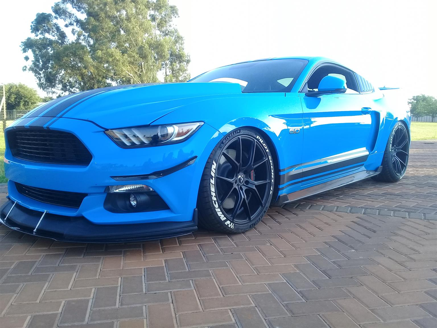 2018 ford mustang 5 0 gt fastback auto