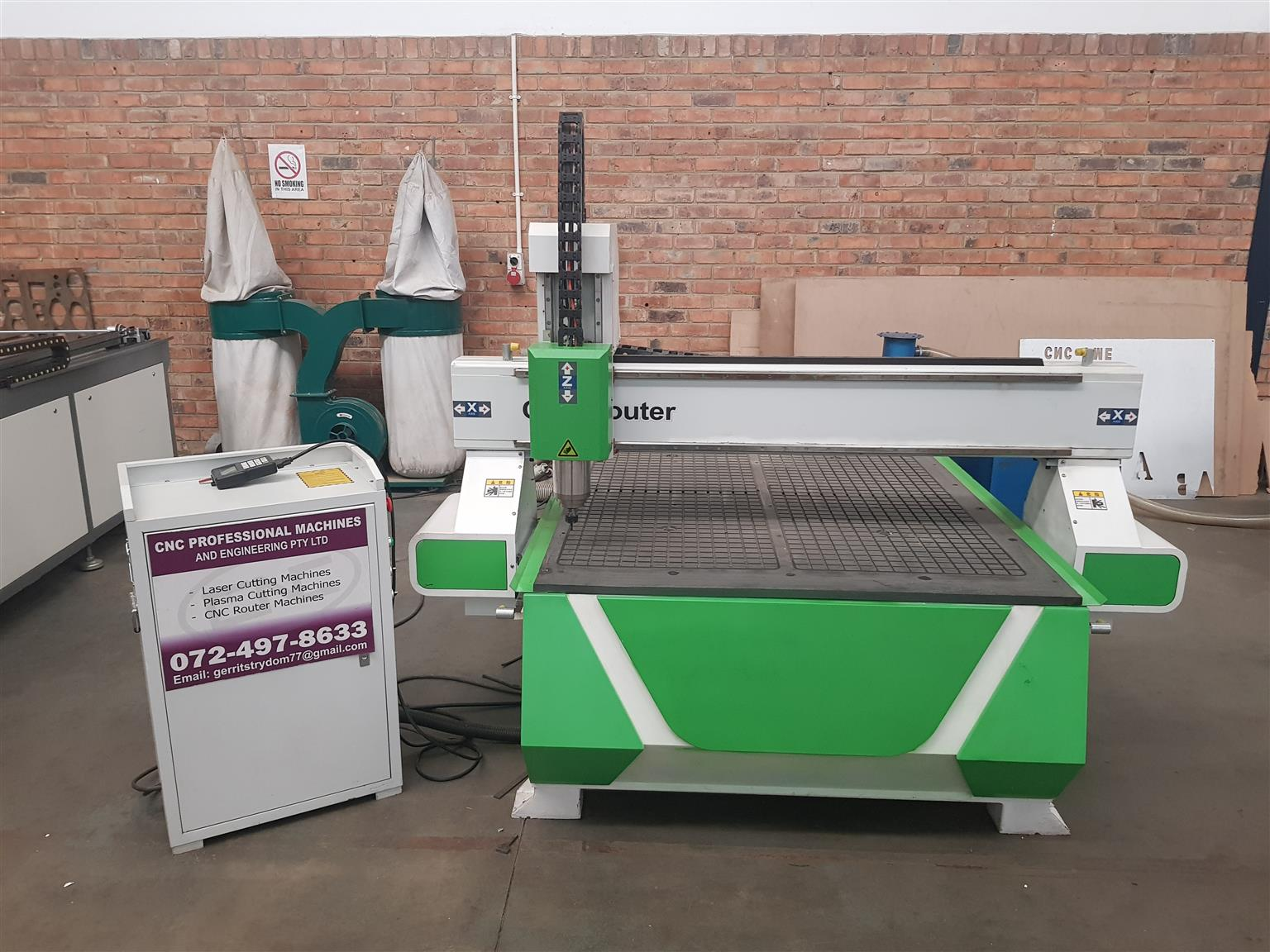 CNC Router Machine for Sale