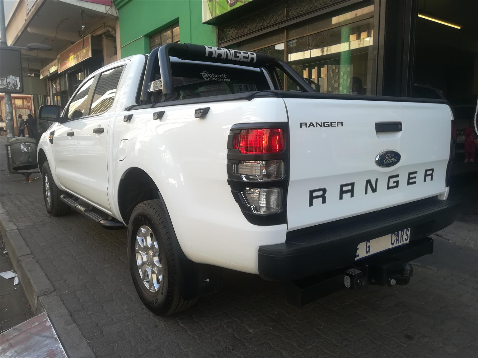 2017 Ford Ranger 2.2 double cab Hi Rider XLT