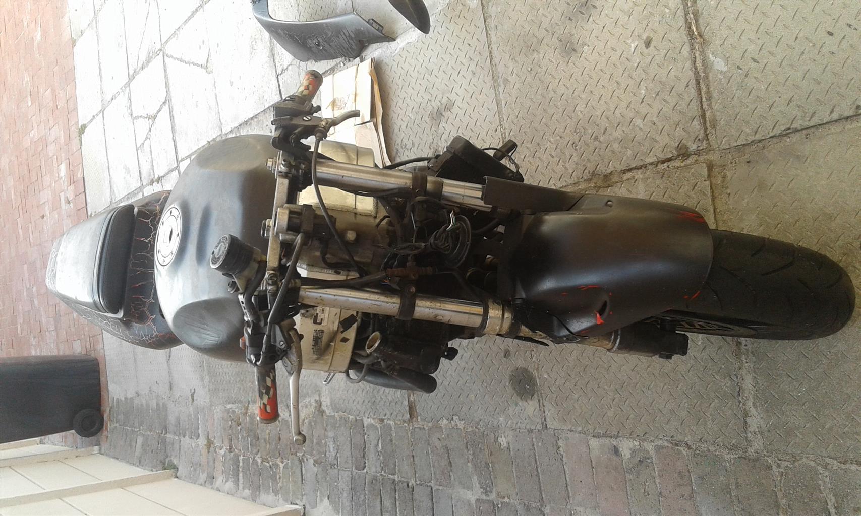 1997 Honda CBR