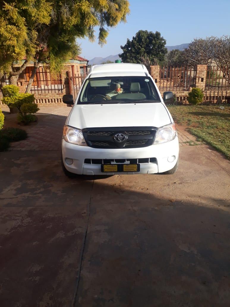 2008 Toyota Hilux 2.0
