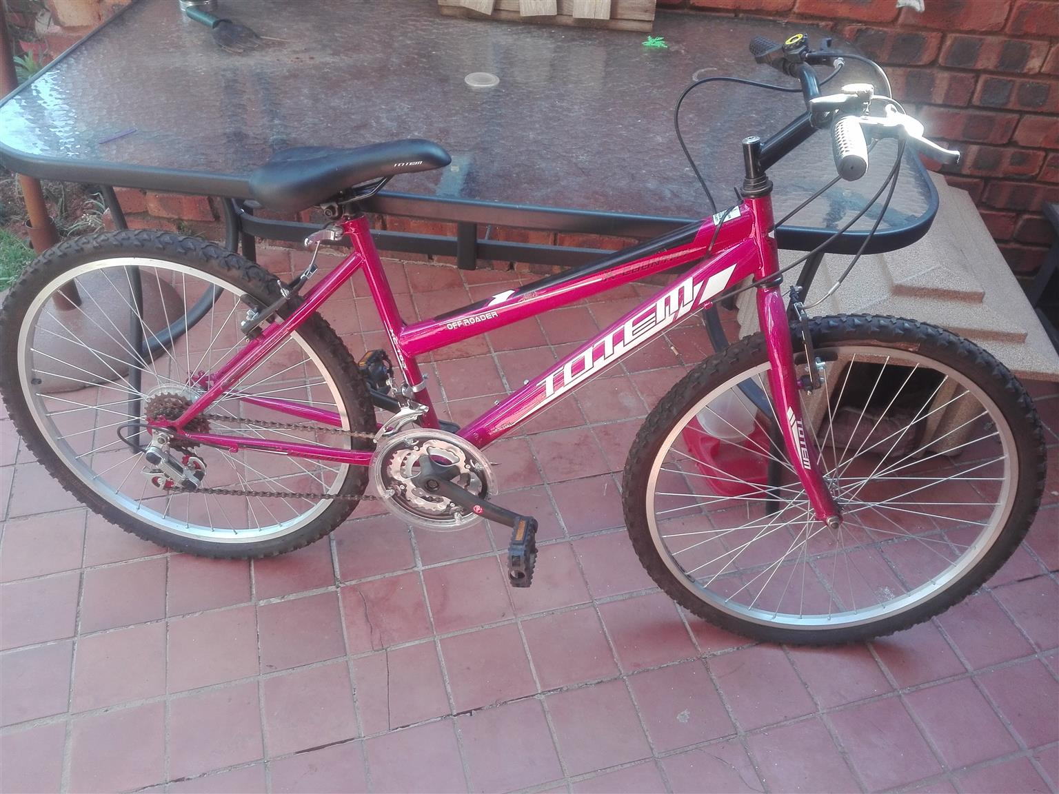 TOTEM OFF ROADER XC 100 LADIES BICYCLE R 800 800 R   Junk Mail 3c5b10