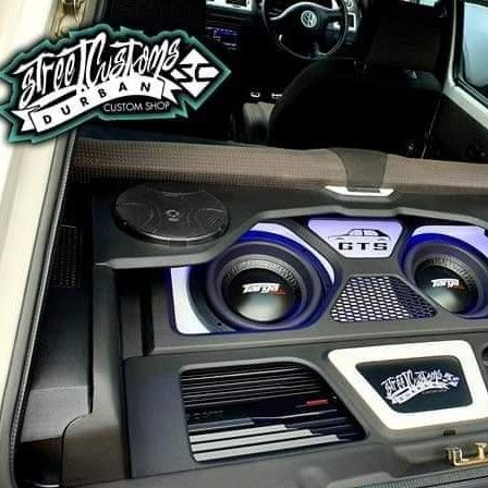 STREET CUSTOMS DURBAN PREMIUM CAR AUDIO FABRICATION