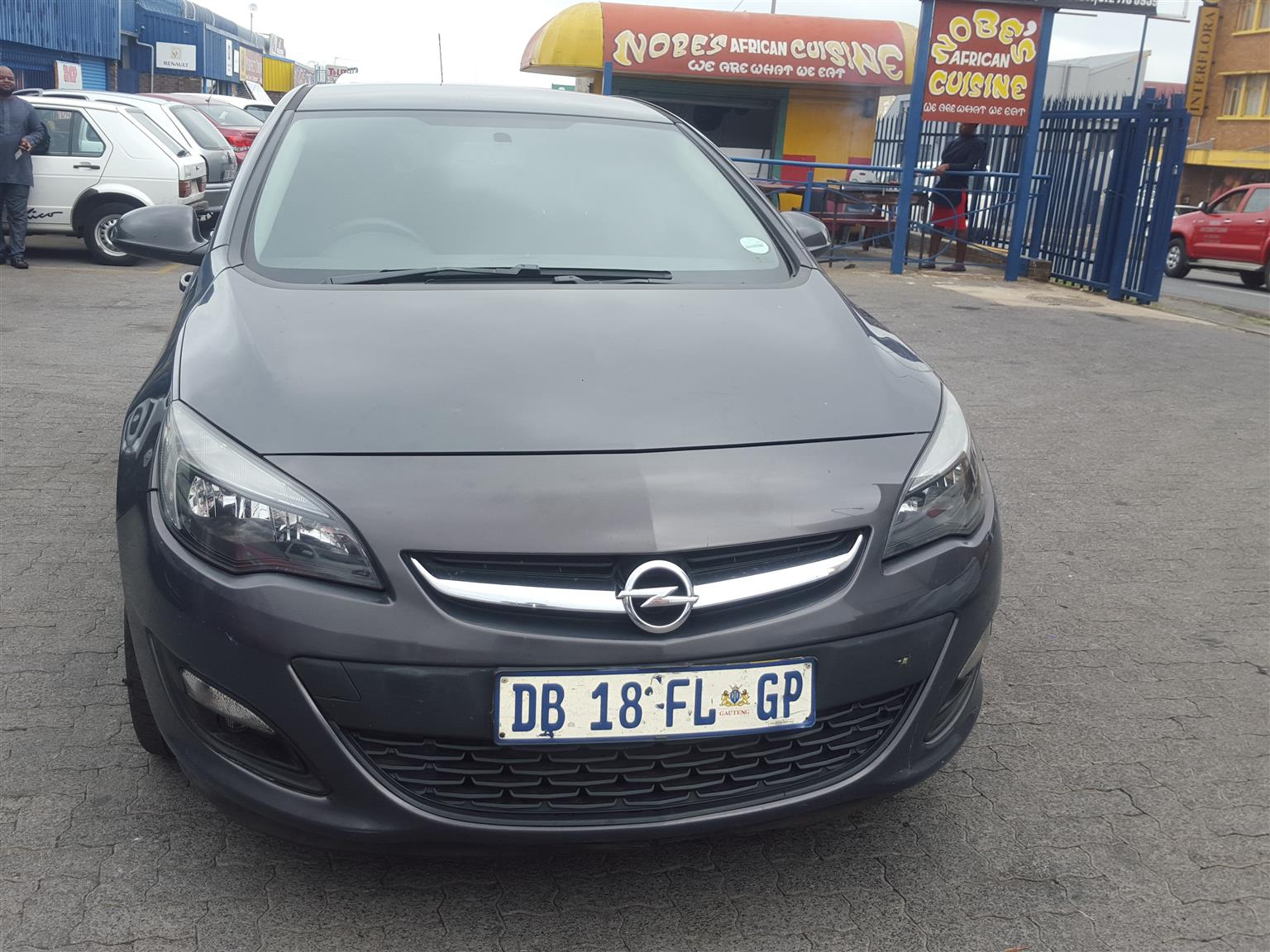 2014 Opel Astra Sedan 1 4 Turbo Enjoy Junk Mail