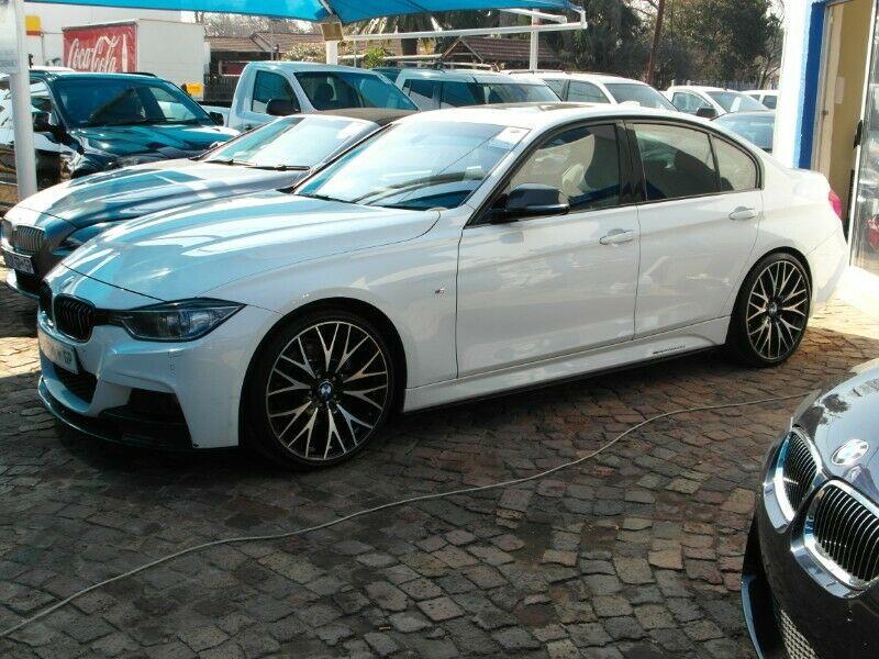 2020 BMW 3 Series 316i Modern auto