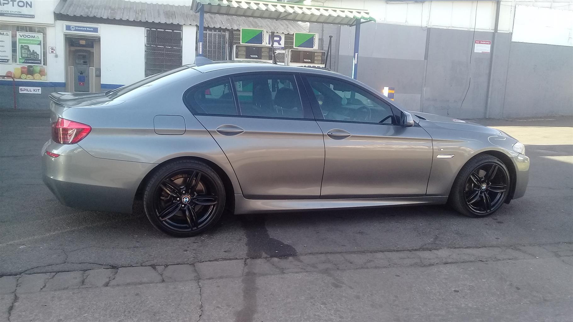 2015 BMW 5 Series sedan 520d LUXURY LINE A/T (G30) | Junk Mail
