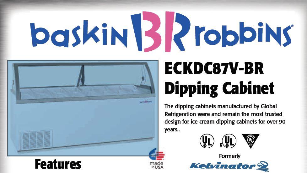 Dipping Cabinet (Kelvinator)