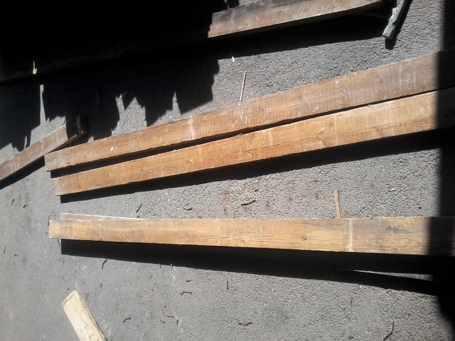114by38 oregon pine rafters and beams for sale