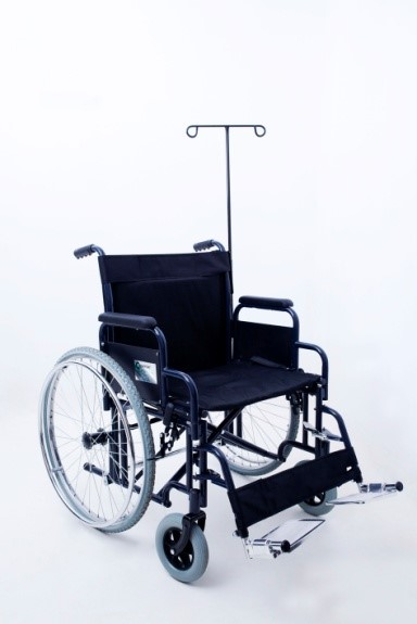 MR WHEELCHAIR HOSPITAL: