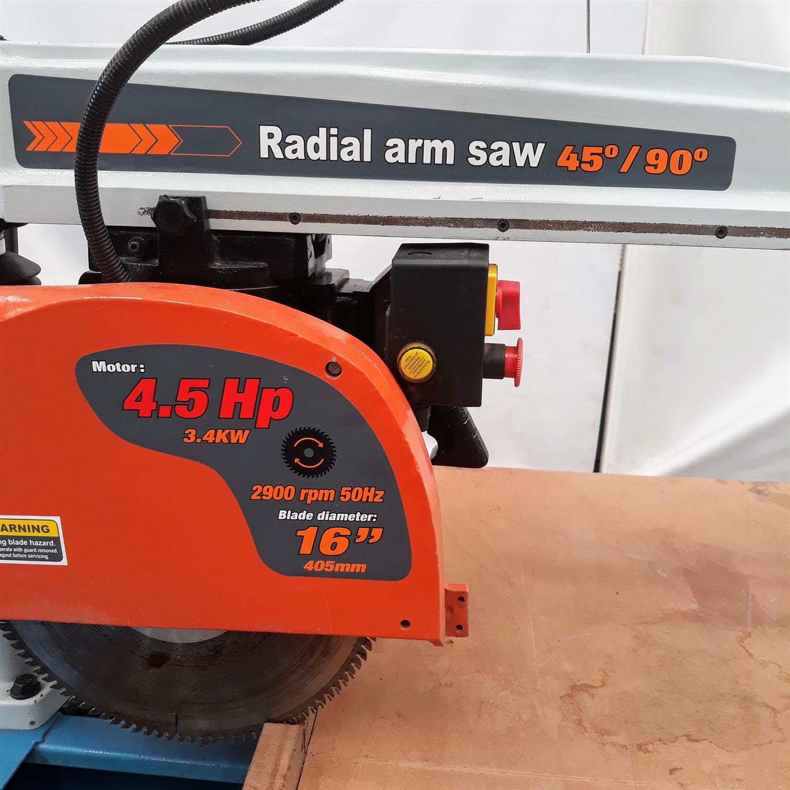 IWM BS999 Radial Arm Saw